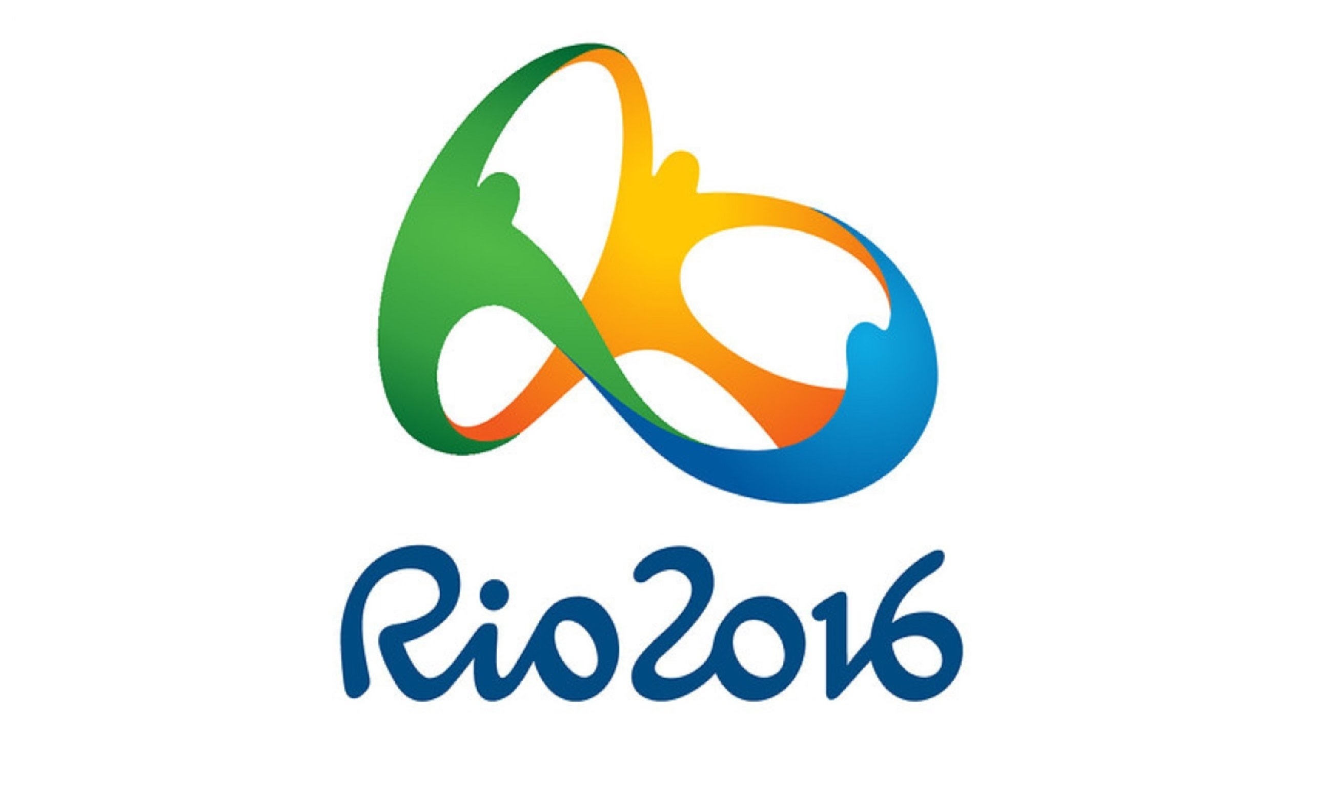 The Olympic Games Rio 2016 Logo And Typeface